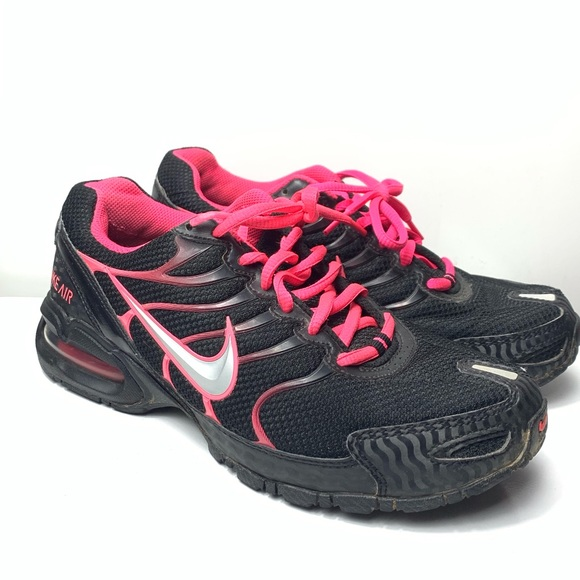 cost charm various colors delicate colors Nike air max torch 4 Sneakers black womens 7.5